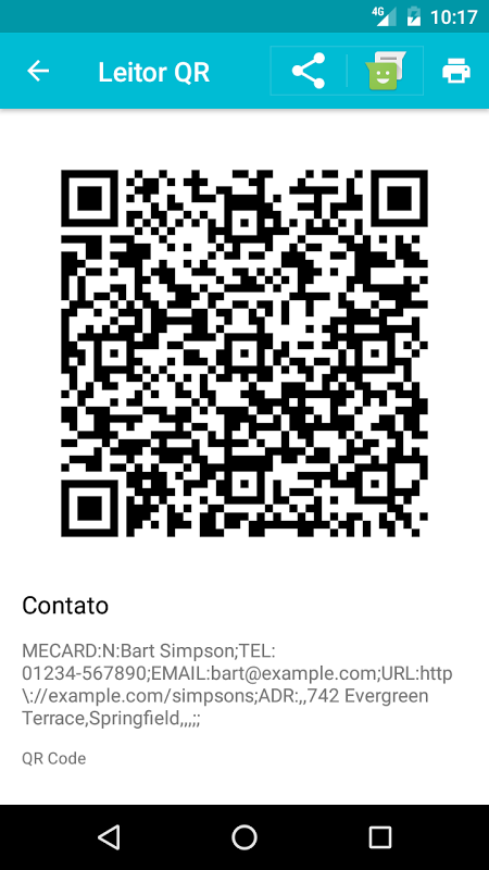 SCARICARE LETTORE QR CODE ANDROID