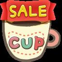 Cup - PDF Clip and Scrap Sale!