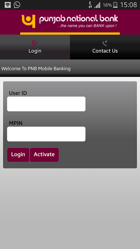 pnb mbanking apps