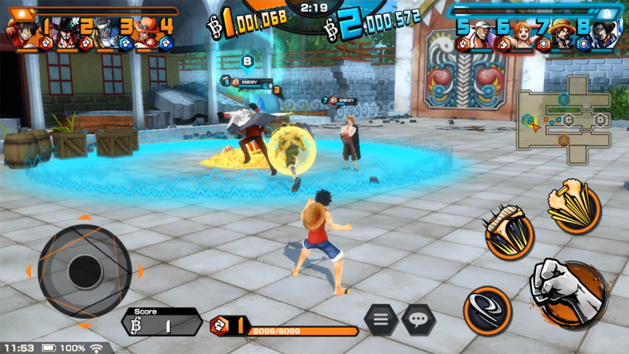ONE PIECE Bounty Rush 32000 Unduh APK Android | Aptoide