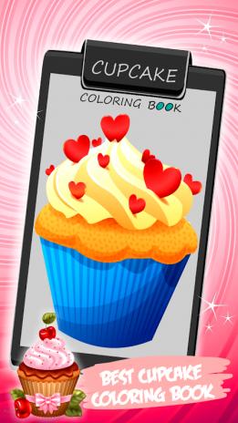 Ahmedatheism Gambar Mewarnai Cupcake