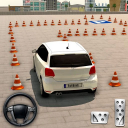 Car Parking Driving School: Free Parking Game 3D