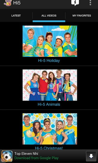 hi5 tv apk for android aptoide