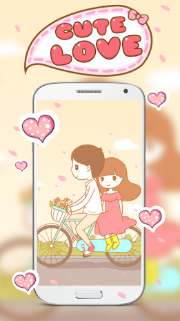 Unduh 68 Koleksi Wallpaper Cinta Lucu HD Terbaru