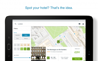 trivago - Hotel Deals Screenshot