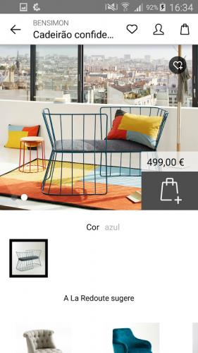 La Redoute -Loja de Moda, Roupa, Casa, Decoração screenshot 4