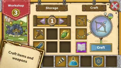 Griblers: offline RPG screenshot 2