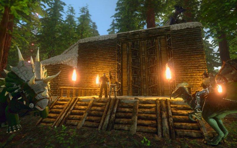 ARK: Survival Evolved screenshot 11