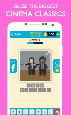 Guess The Movie Quiz & TV Show 1 1 0 Download APK for Android - Aptoide
