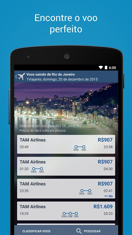 Expedia: hotéis, voos e aluguel de carros screenshot 2