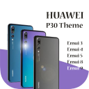 P30 Pro Theme for Huawei / Honor