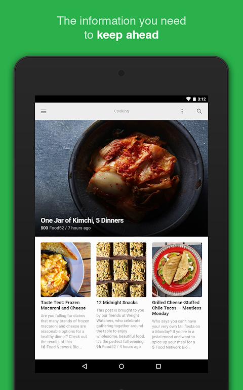Feedly - Smarter News Reader screenshot 1