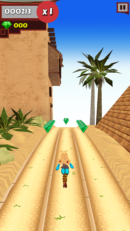 Princess Temple Run 2 screenshot 2