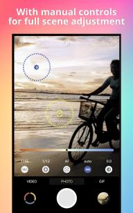 Pixtica 📷 Camera + Photo and Video Editor screenshot 6
