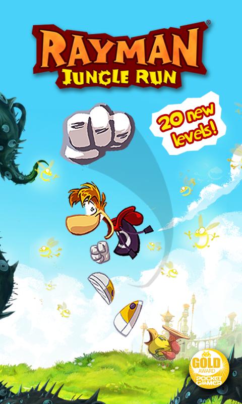 rayman jungle run 2.1.1 full apk
