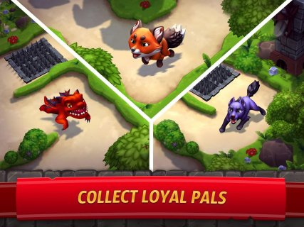 Royal Revolt 2: Tower Defense RPG and War Strategy screenshot 13