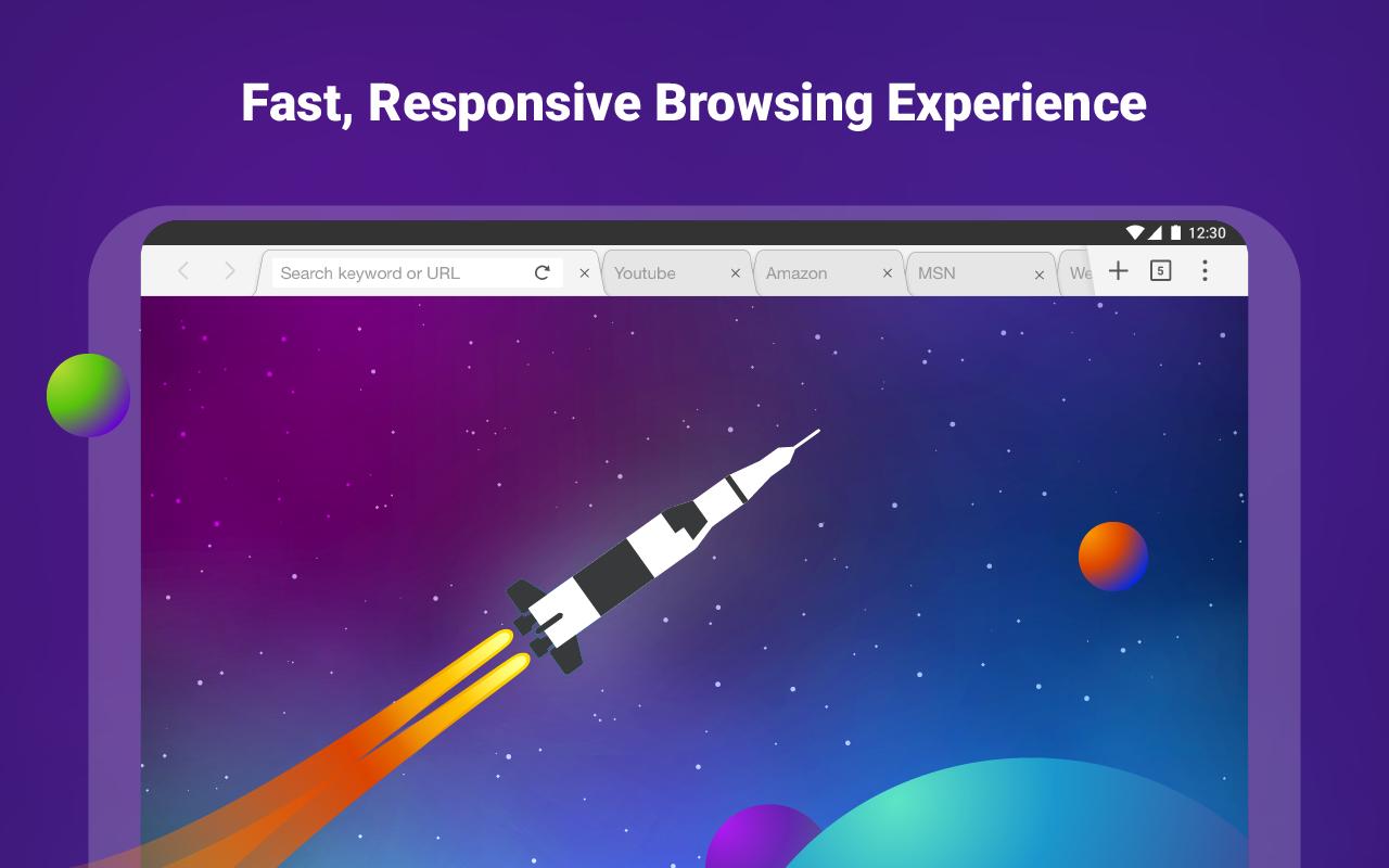 Puffin Browser Pro screenshot 1
