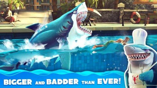 Hungry Shark World screenshot 1