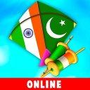 India Vs Pakistan Kite Fly Adventure for Fun