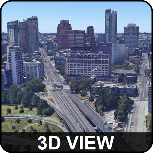 Street View Panorama 3D, Live Map Street View