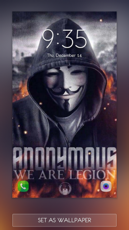 Anonymous Wallpapers 1 0 Android Aptoide Icin Apk Indir