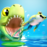 Croc Escape Icon