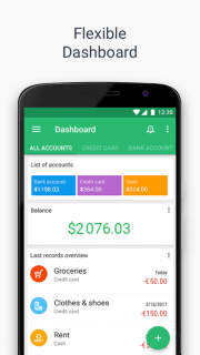 Wallet - Money, Budget, Finance Tracker, Bank Sync screenshot 3