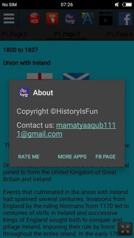 History of the United Kingdom 1 3 Download APK for Android - Aptoide