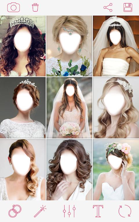 Penteados para casamento 2018 - Wedding Hairstyles screenshot 1