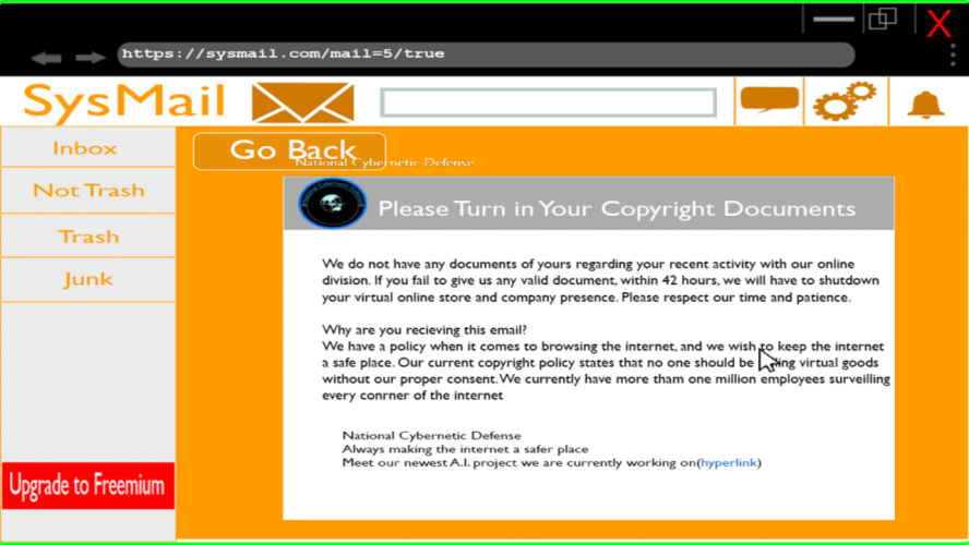 Hacker.exe - Mobile Hacking Simulator Free screenshot 14