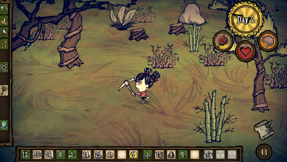 Don't Starve: Shipwrecked screenshot 2
