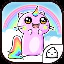Unicorn Cat Evolution - Idle Cute Kawaii Clicker