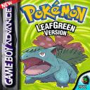 Top Pokemon Leaf Green Version V11 GBA
