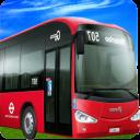 City Coach Bus Driving Simulator & Parking 2019