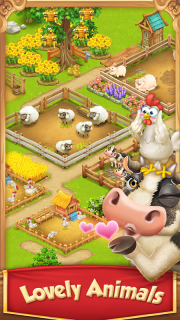 Village and Farm screenshot 2