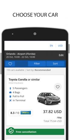 CARNGO com - Car Rental APP1 4 tải APK dành cho Android