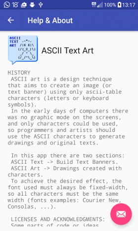 Ascii Text Art 103 Apk Android Aptoide