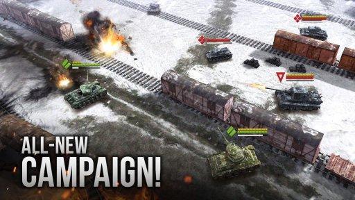 Armor Age: Tank Wars — WW2 Platoon Battle Tactics screenshot 8