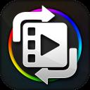 Vidéo Convertisseur, compresseur MP4, 3GP, MOV,AVI
