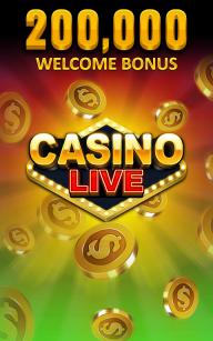 Galaxy Casino Live - Slots, Bingo & Card Game screenshot 1