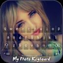 My Photo Keyboard - Picture keypad with Emoji, Led
