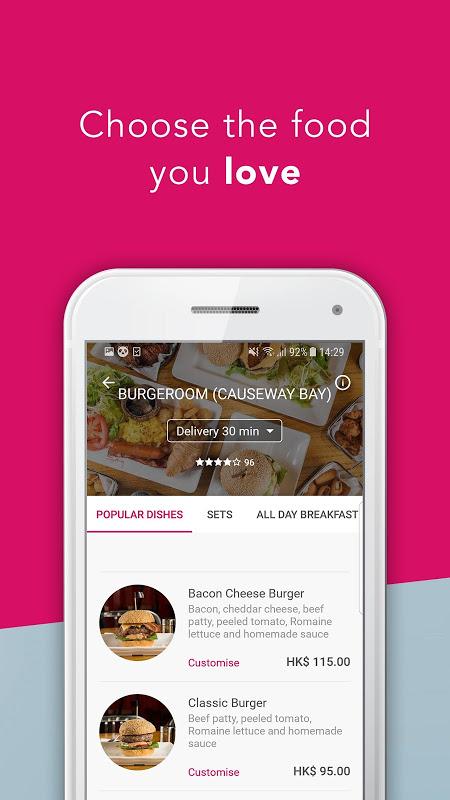 foodpanda - Local Food Delivery screenshot 2