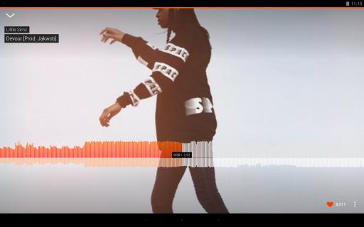 SoundCloud screenshot 11