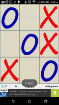 TicTacToe Screenshot