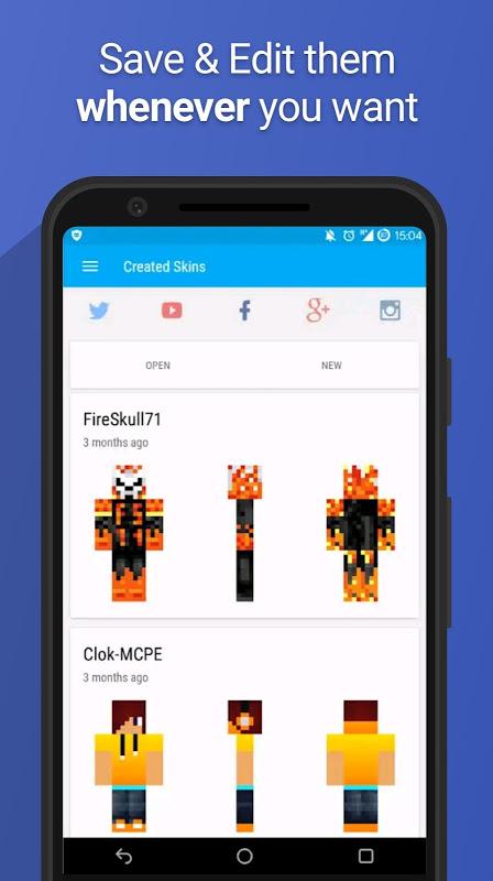 UTK.io for Minecraft PE screenshot 1