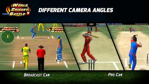 World Cricket Battle (Unreleased) screenshot 2