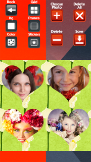 Flowers Photo Collage screenshot 2