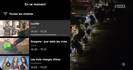SFR TV 8 screenshot 6