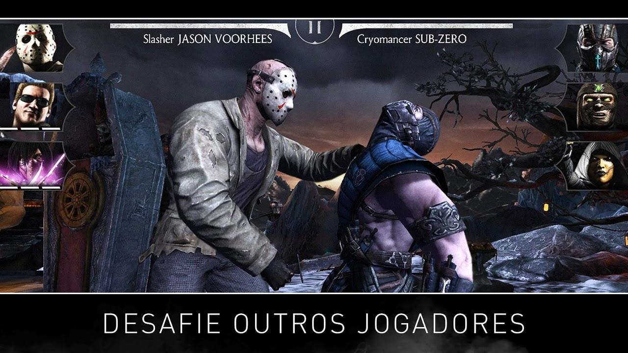 MORTAL KOMBAT screenshot 2