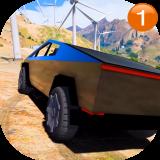 CyberTruck Simulator - Cyber Truck Simulator Icon